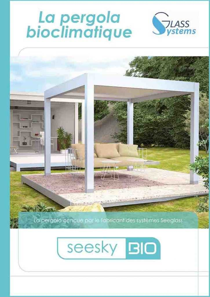 Catalogue pergola bioclimatique