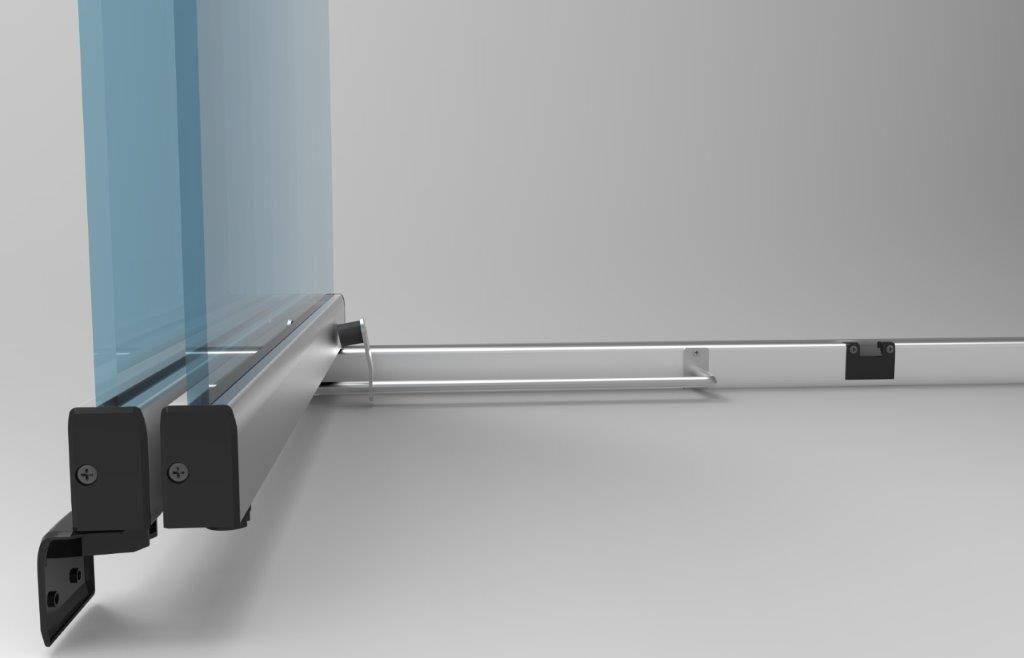 Système blocage vantaux