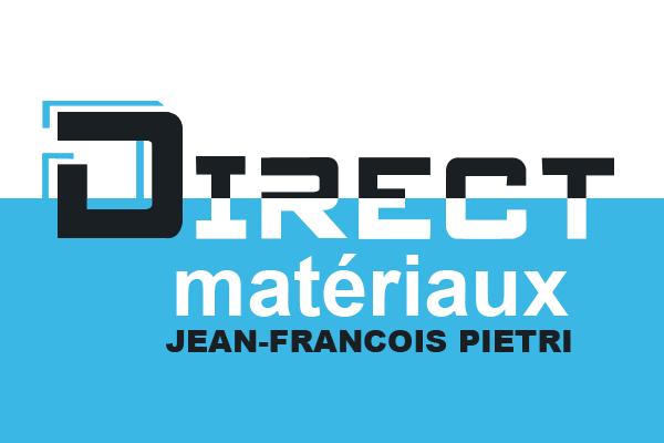 logo direct matériaux