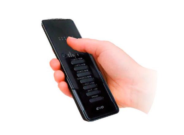 Télécommande pour le store