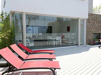 Fermetures En Verre Pour Terrasses Balcons Et Pergolas
