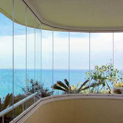 projet am nagement ou fermeture de balcon. Black Bedroom Furniture Sets. Home Design Ideas