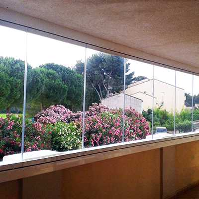 Comment Amenager Ou Fermer Son Balcon Glass Systems