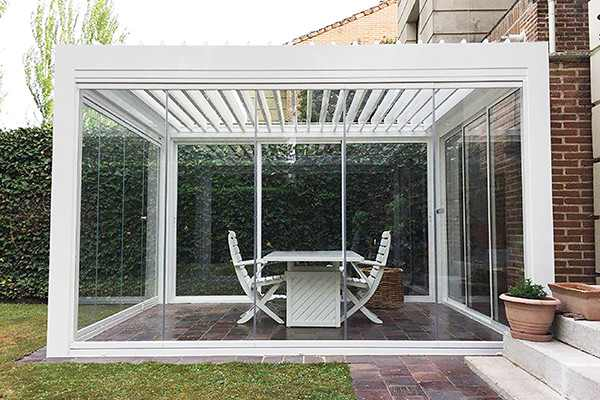 Amenager une pergola