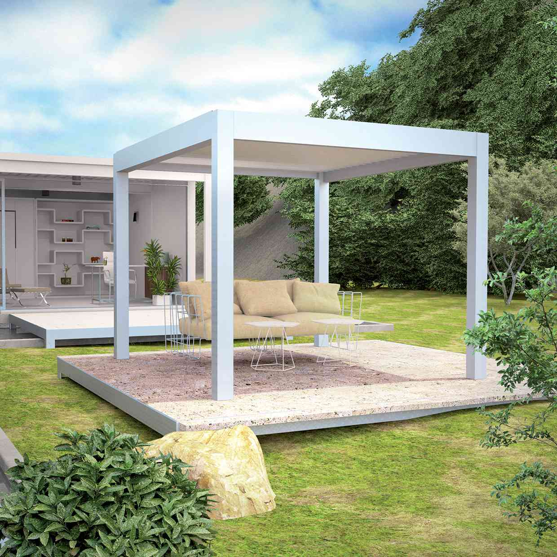 comment am nager ou fermer sa terrasse glass systems. Black Bedroom Furniture Sets. Home Design Ideas