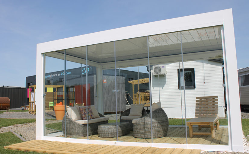 Showrooms Glass Systems