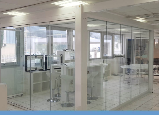 Showroom Glass Systems