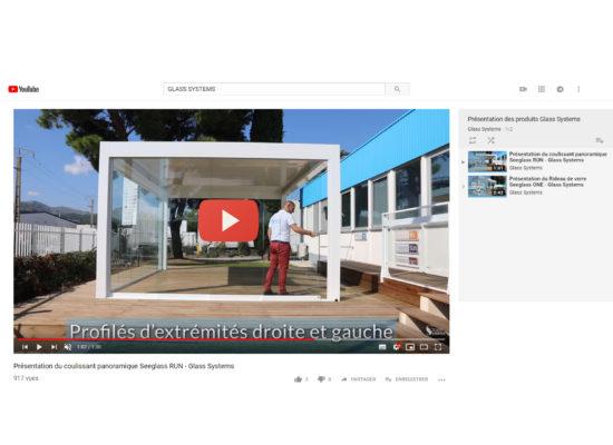 nouvelles vidéos youtube glass systems