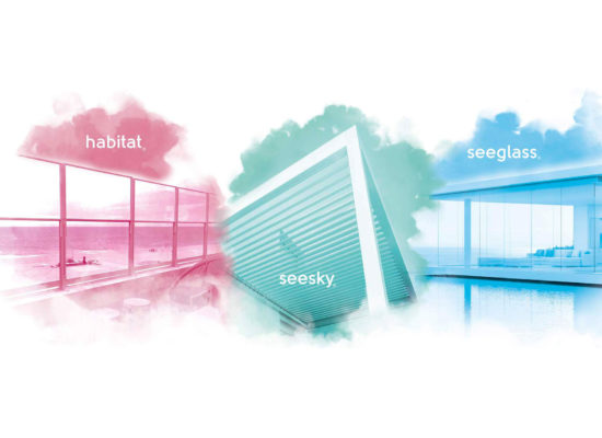 nouvelles couleurs gammes Glass Systems