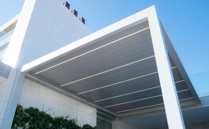Eclairage pour Pergola : les solutions pour illuminer les terrasses