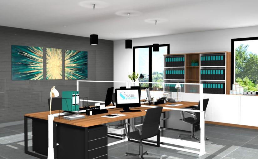 Améliorer le confort et protéger les salariés en open space