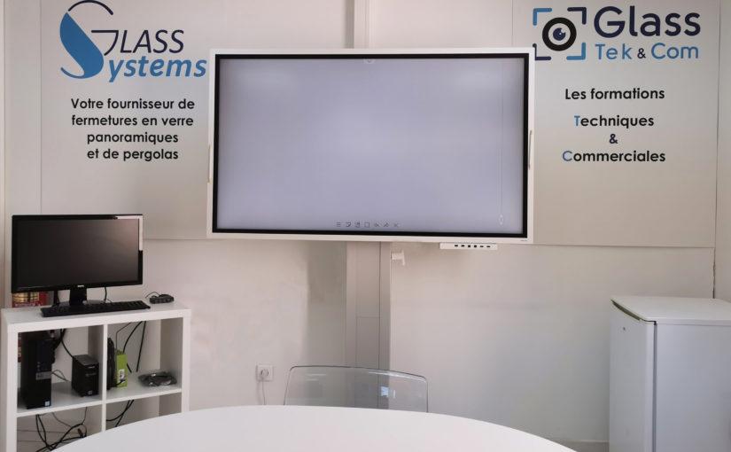 Glass Systems se lance dans les visios formations techniques et commerciales