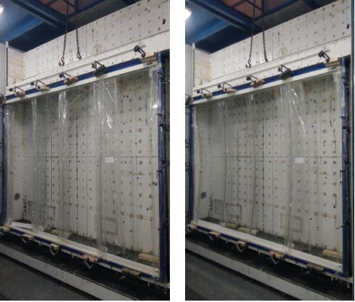 La cloison vitrée coulissante Seeglass RUN : un produit professionnel répondant aux normes NF