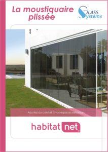 Catalogue Moustiquaire Plissée Habitat NET