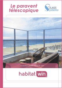 Catalogue Paravent Télescopique Habitat WIN