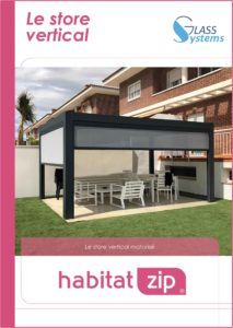 Catalogue Store vertical motorisé Habitat ZIP