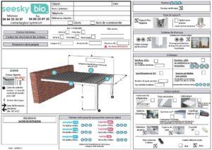 Formulaire devis commandes Seesky BIO parallèle