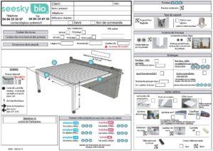 Formulaire devis commandes Seesky BIO perpendiculaire