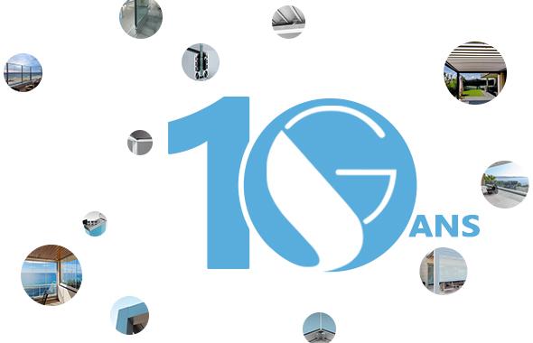 Glass Systems fête ses 10 ans !