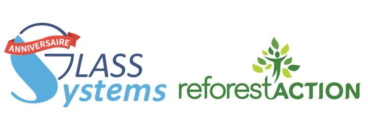 Glass Systems rejoint le programme de Reforest'Action en plantant des arbres !